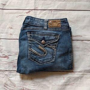 Silver Jeans Suki Surplus Size 20